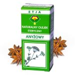 OLEJEK ANYŻOWY /Pimpinella Anisum Oil/ 10 ml