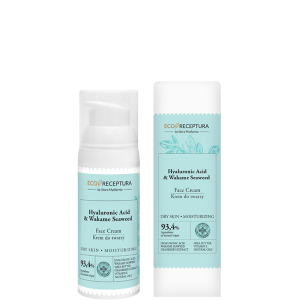 Hyaluronic Acid & Wakame Seaweed krem do twarzy