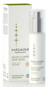 MÁDARA Fluid tonujący do twarzy Moon Flower 50 ml