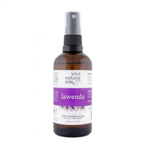 Woda Lawendowa z Kwiatów Lawendy Wąskolistnej Organic 100 ml spray